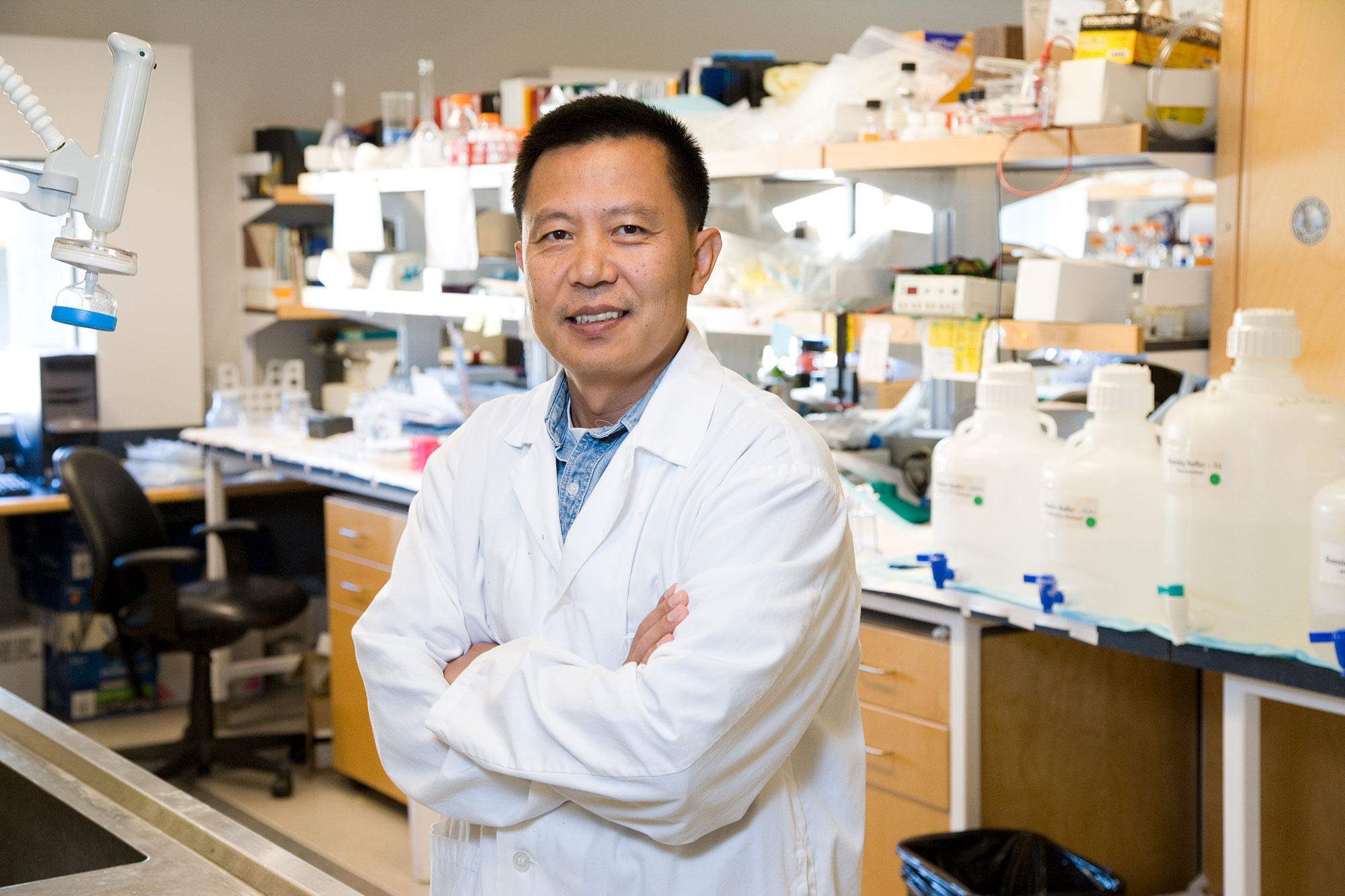 Dr. Yu Tian Wang